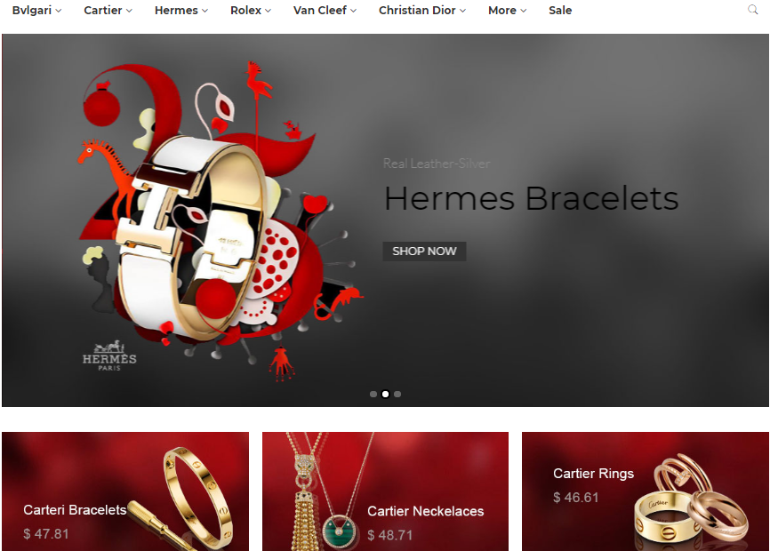 best replica jewelry websites australia