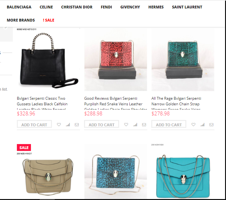 cheap replica bvlgari bags sale